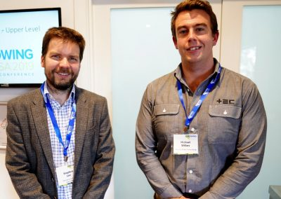 University of Adelaide's Stephen Lee and Thomas Elder Consulting